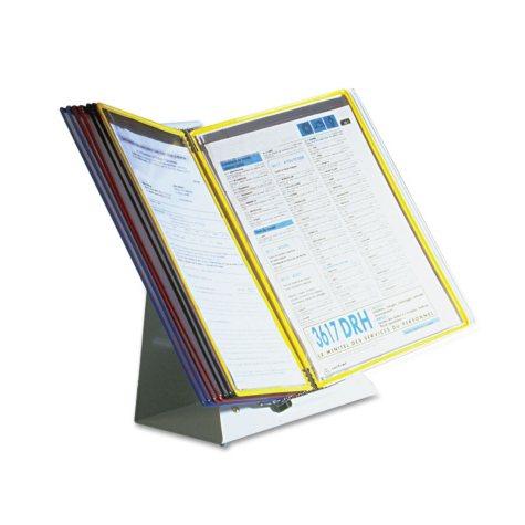 Tarifold, Inc. - Desktop Reference Starter Set - 10 Pockets