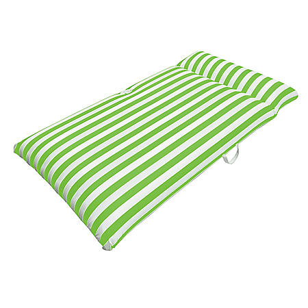 Lime Green Pool Mattress Float - Morgan Dwyer Signature Series