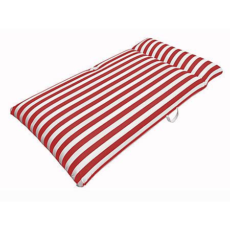 Red Pool Mattress Float - Morgan Dwyer Signature Series