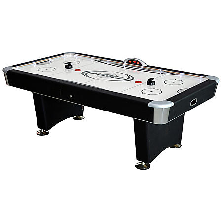 Stratosphere 7.5-ft Air Hockey Table w/ Docking Station and Speakers