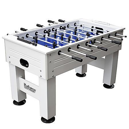 "Highlander 55"" Outdoor Foosball Table with Waterproof Surface"
