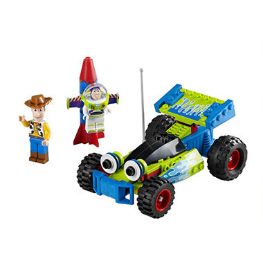 LEGO® Toy Story Woody and Buzz to the Rescue