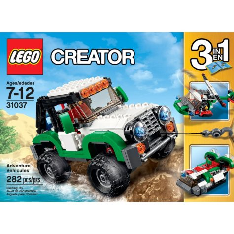 LEGO Boys Playtheme Pallet - Creator