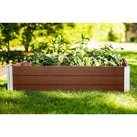 Urbana 4 x 4 x 11 Garden Bed