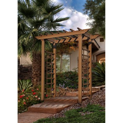 arbors u0026 trellises outdoor shades u0026 awnings canopies - Outdoor Canopies
