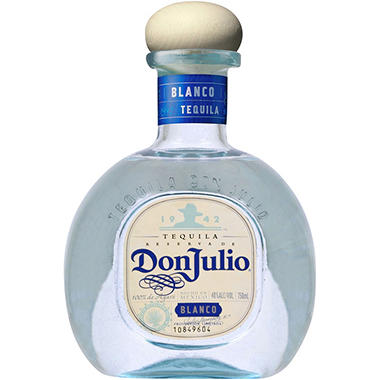 Don Julio Tequila Blanco (750 ml)