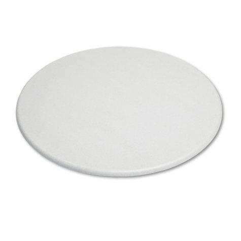 "Iceberg OfficeWorks 48"" Round Table Top, Gray Granite"