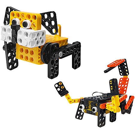 Robotis Play 600 Pets with 700 Ollobot, Multi-Color