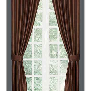 Kendall Jacquard Panel - Brown