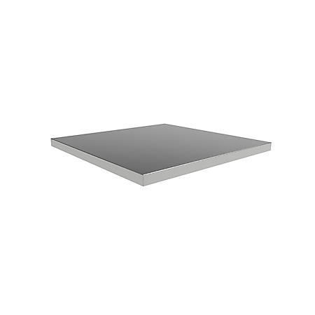 Pro 3.0  & Performance Plus 2.0 Corner Stainless Steel Top (24 x 24 x 1.25)