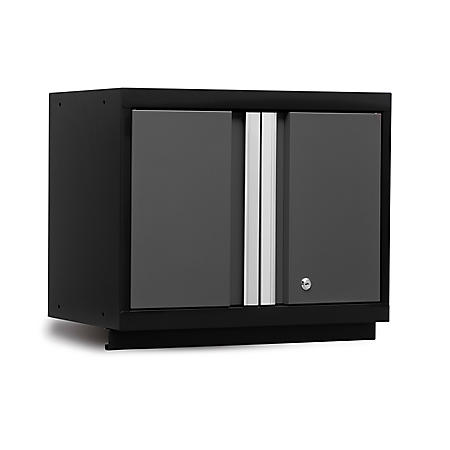 Newage Products Bold 3.0 Wall Cabinet (Grey)