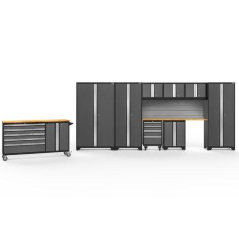 NewAge Products Bold 3.0 10-Piece with Slatwall Backsplash (Various Options)