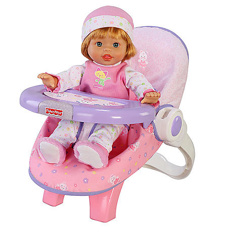 Fisher Price Sweet As Me Deluxe Travel Seat