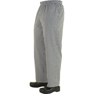 Chef Works Basic Baggy - Checkered -