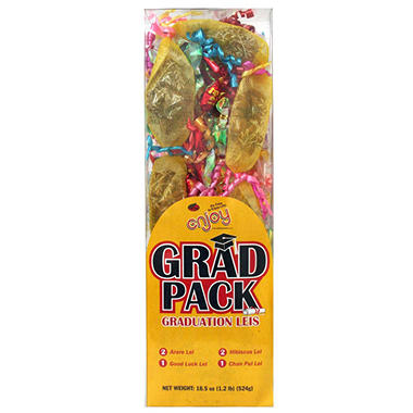 Enjoy Assorted Leis - 21 oz. - 6 pk.