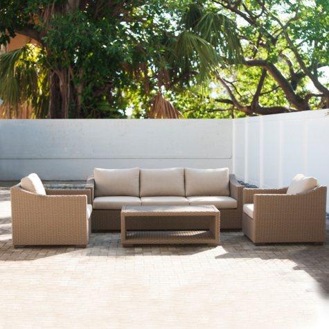 Bali 4-Piece Lounge Set