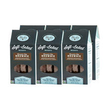 Chocolate Chip Brownie Soft-Baked Biscotti (5 oz. ea., 6 pk.)