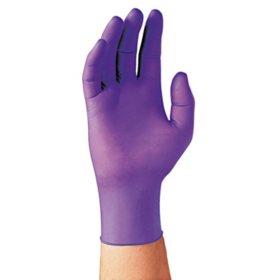 Kimberly-Clark Professional - PURPLE NITRILE Exam Gloves, Large, Purple -  100/Box