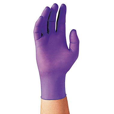 Kimberly-Clark Professional - PURPLE NITRILE Exam Gloves, X-Large, Purple -  90/Box