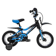 "Columbia 12"" Boys' Bike with Training Wheels"
