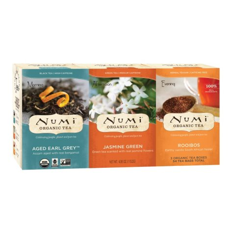 Organic Tea, Around the Clock (3 pk.)