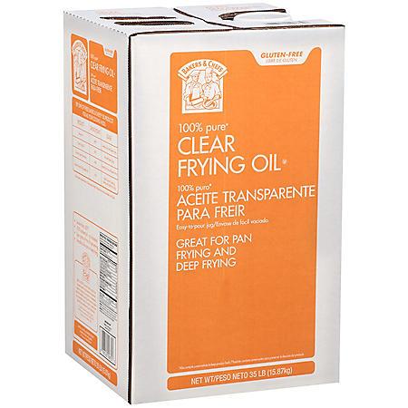 Member's Mark Clear Frying Oil (35 lbs.)
