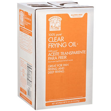 Member's Mark Clear Frying Oil (35 lbs.)
