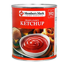 Member's Mark Grade A Fancy Ketchup (115 oz.)
