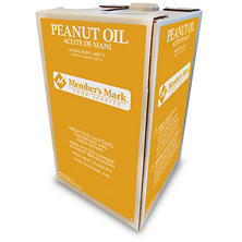 Member's Mark Peanut Oil (4.5 gals.)