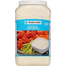 Member's Mark Food Service Ranch Dressing (128 fl. oz.)
