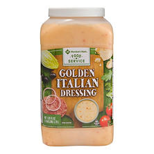 Member's Mark Food Service Italian Dressing (128 fl. oz.)