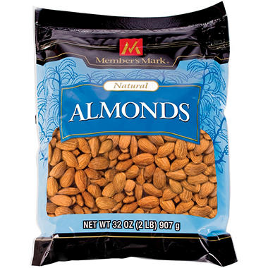 Member's Mark? Almonds - 32 oz.