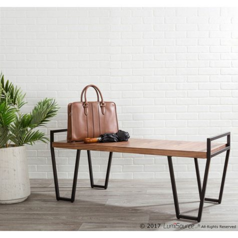 Julien Industrial Bench
