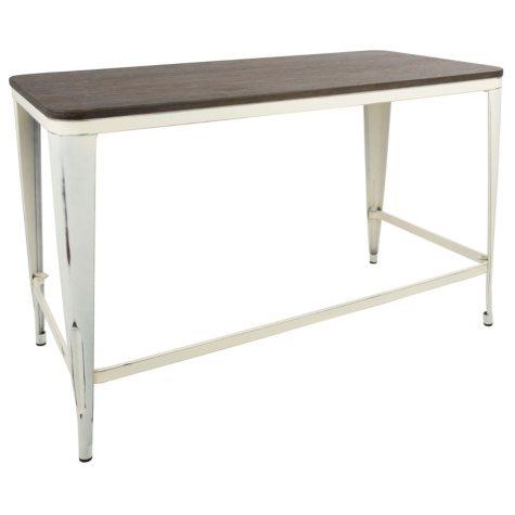 Pia Industrial Desk (Assorted Colors)