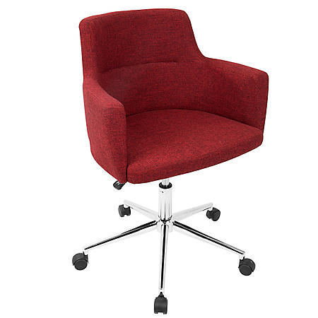 Andrew Contemporary Adjustable Office Chair (Assorted Colors)