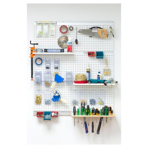 Hangman Products Wall Organizer - Complete System
