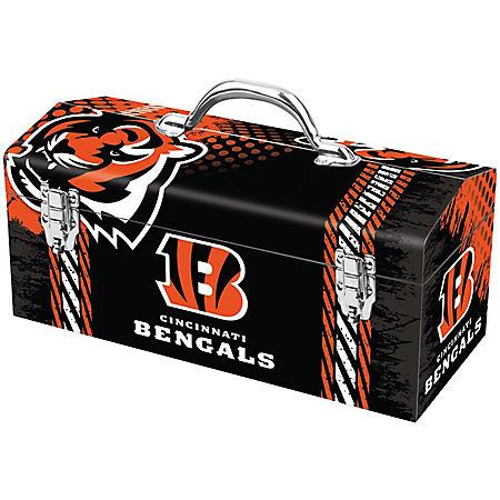 "Cincinnati Bengals Art Tool Box - 16"""