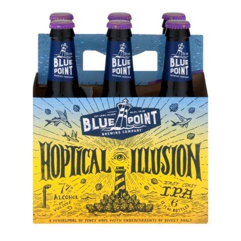 BLUE POINT HOPTICAL 6 / 12OZ BOTTLES