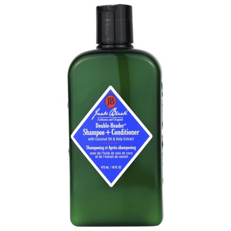 Jack Black Double-Header Shampoo and Conditioner