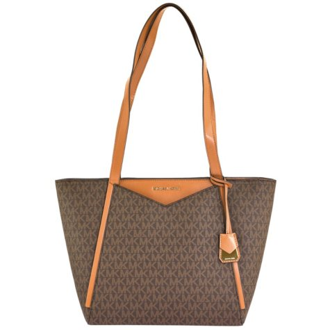 Whitney Small Logo Tote by Michael Kors