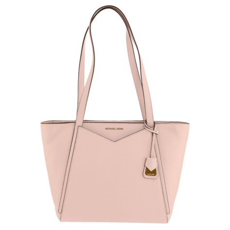 Whitney Small Pebbled Leather Tote by Michael Kors