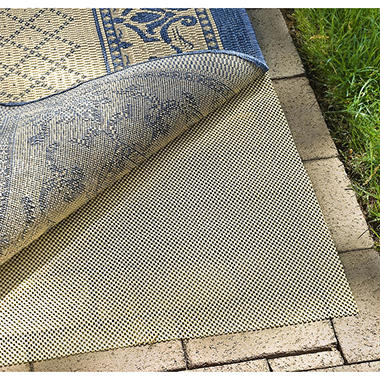 Safavieh Outdoor Rug Pad   8u0027 X 10u0027