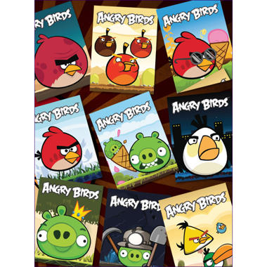 Angry Birds Stickers - 3