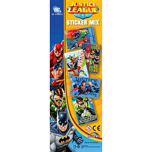DC Comics Justice League Stickers (300 ct.)