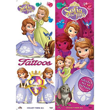 Sofia the First Tattoos (300 ct.)