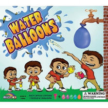 "Water Balloons 2"" Capsules (250 ct. )"