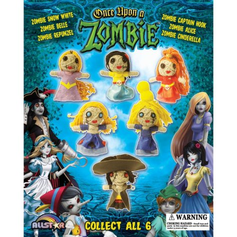 "Once Upon A Zombie String Dolls, 2"" Capsules"