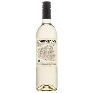 Brownstone Pinot Grigio (750 ml)