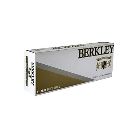 Berkley Gold 100s Box (20 ct., 10 pk.)