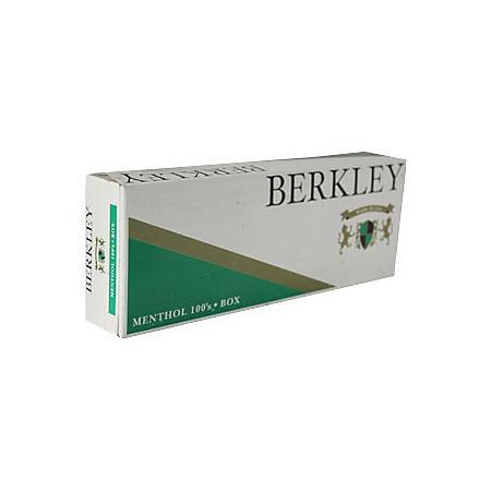 Berkley Menthol 100s Box (20 ct., 10 pk.)